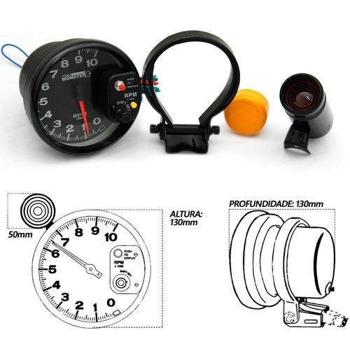 giro velocimetro conta