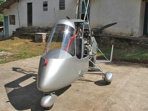 girocópteros montalva - pai do girocóptero no brazil.