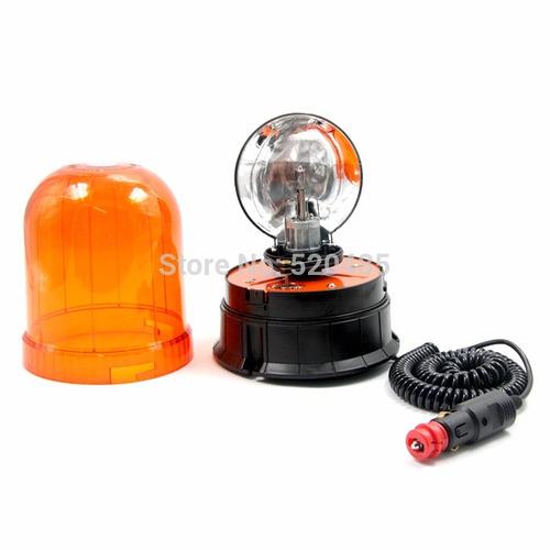 giroscopo luz advertencia halogeno base magnetica