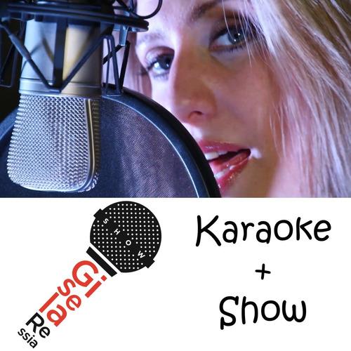 gisela pasion karaoke canto locución animación profesional