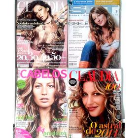Gisele Bundchen 3 Revistas