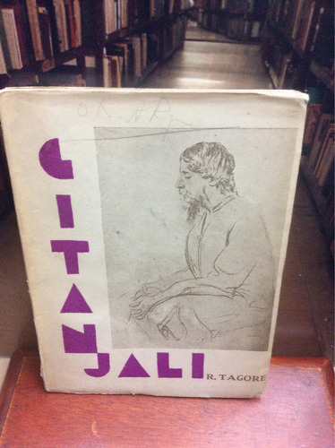 gitanjali - rabindranath tagore - ed. nascimento - 1942