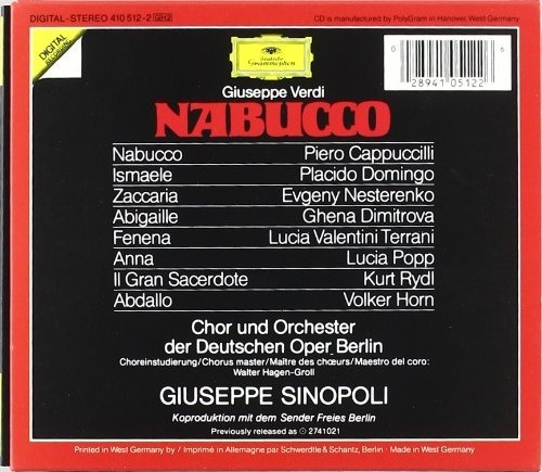 nabucco gratis