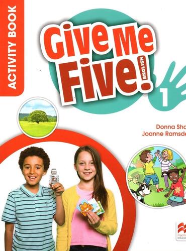 give me five! 1 - pupil's book + activity book / macmillan