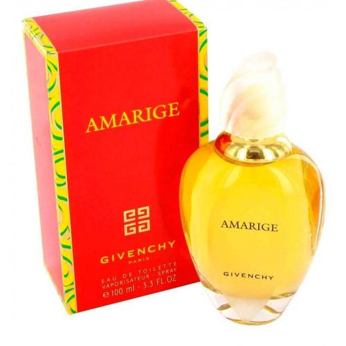 givenchy amarige mujer 3.4oz (100.ml) sellada original