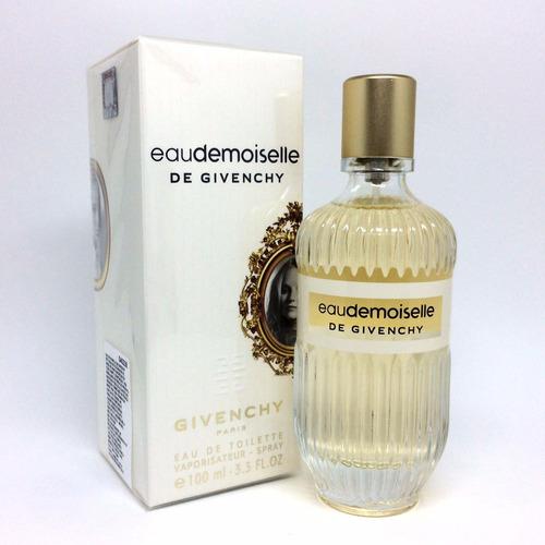 givenchy eaudemoiselle 100ml feminino | original + amostra