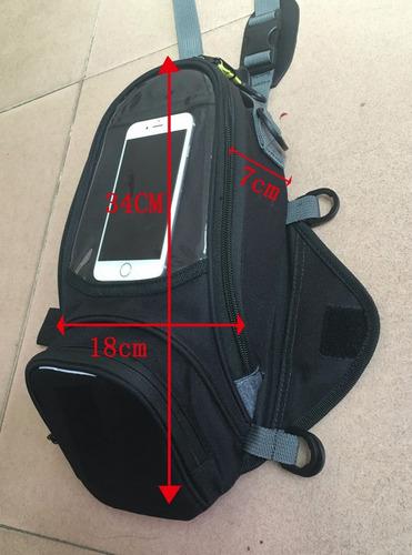 givi maleta para tanque motocicleta tank bag 6l