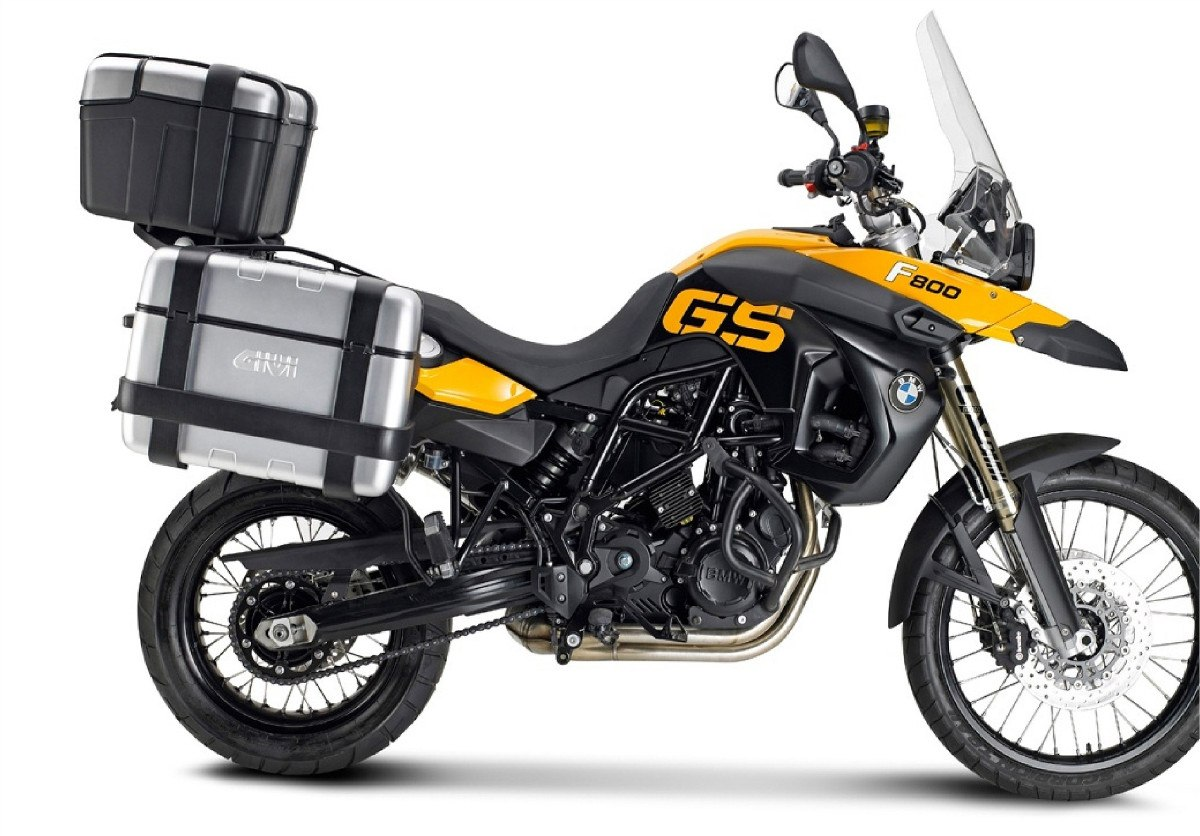 givi trekker nuevo top case moto acabado aluminio 5 en mercado libre. Black Bedroom Furniture Sets. Home Design Ideas