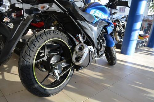 gixxer 150 moto suzuki