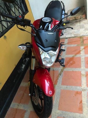 gixxer 154 cc modelo 2020