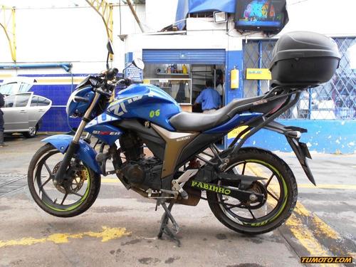 gixxer 154 suzuki