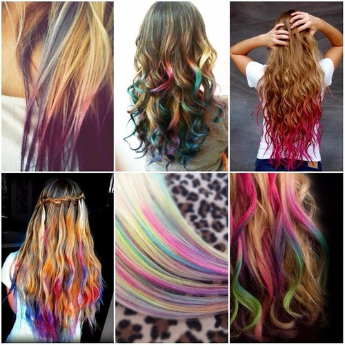 giz pastel seco 36 cores pintar cabelo desenho livro colorir