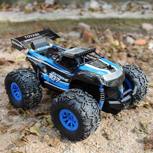 gizmovine rc car toys, remote control monster truck with 2.4