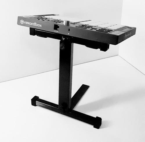 gl dj stand (black) - suporte para notebooks e controladoras