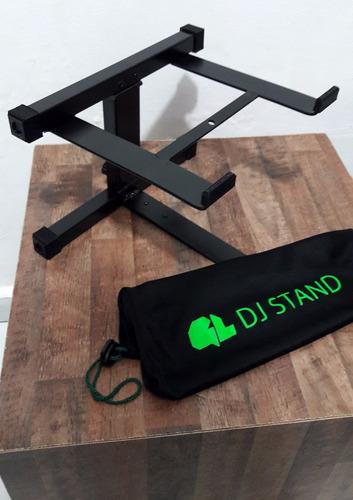 gl dj stand bx (15cm) - suporte notebooks e controladoras