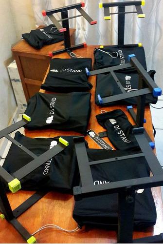 gl - dj stand -  suporte para notebooks e controladoras