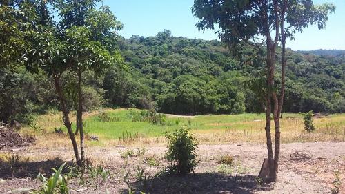 gl terrenos para chácara cercado pela natureza