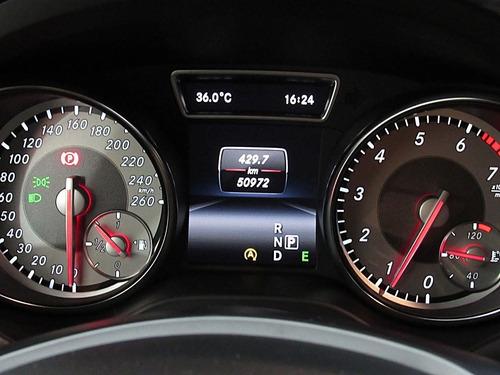 gla 200 1.6 cgi style 16v turbo flex 4p automático 2015