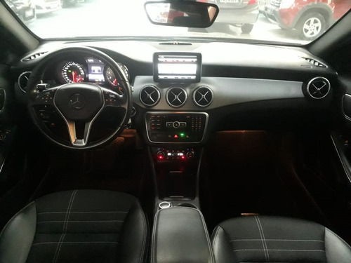 gla 200 1.6 vision turbo gasolina automático 2014/2015