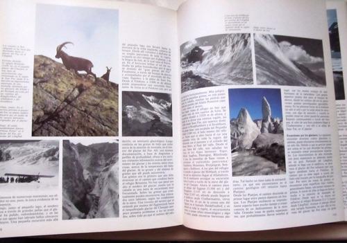 glaciares de los alpes r.c.bachmann