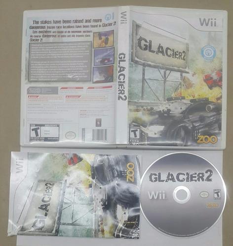 glacier 2 - fisico - nintendo wii - compatible wii u