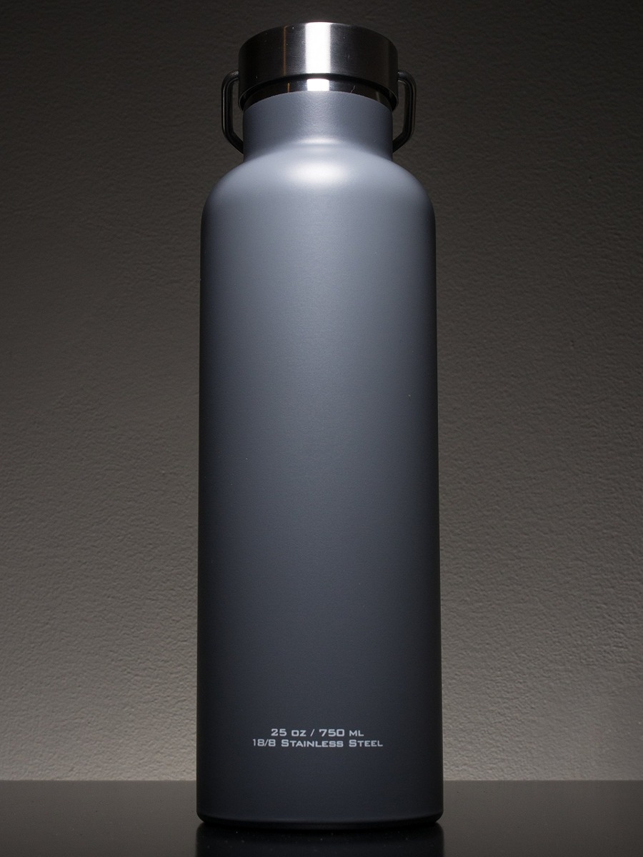 266c4e51cf glacier point vacuum insulated stainless steel water bottle. Cargando zoom.