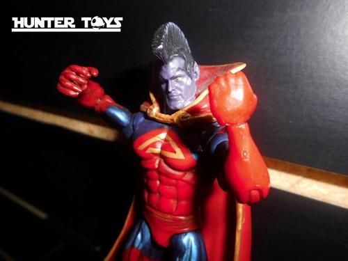gladiador, figura original marvel comics, articulada