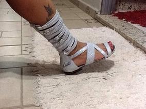532bf1b150 Sandalia Gladiador Lui Lui - Sapatos no Mercado Livre Brasil