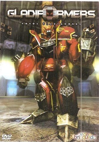 gladiformers  robos gladiadores