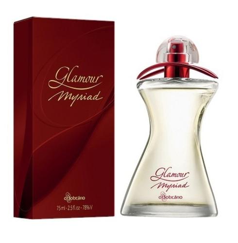 glamour myriad desodorante colônia 75ml loja o boticário