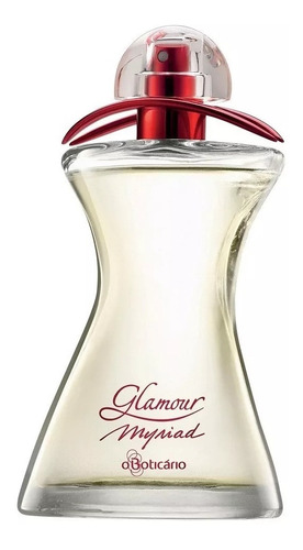 glamour myriad desodorante colônia 75ml - o boticario