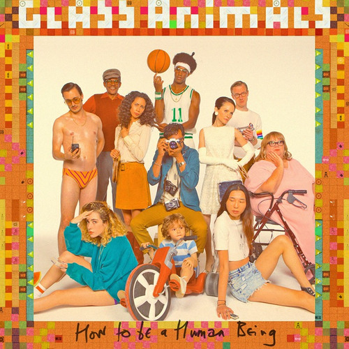 glass animals how to be a human being importado cd nuevo