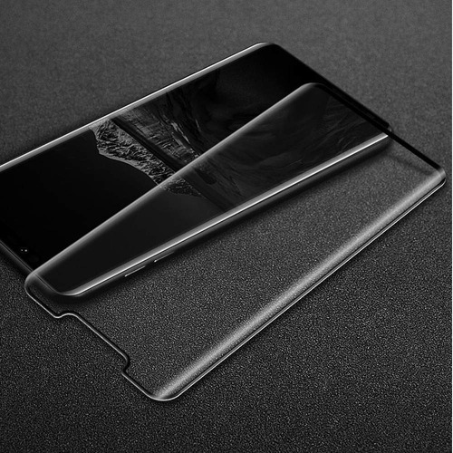 glass templado protector 3d curvo p/ huawei mate 30 pro