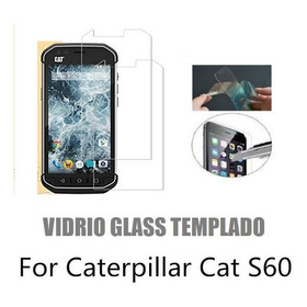 Glass Vidrio Templado Caterpillar Cat S60 S50 S30 Oferta