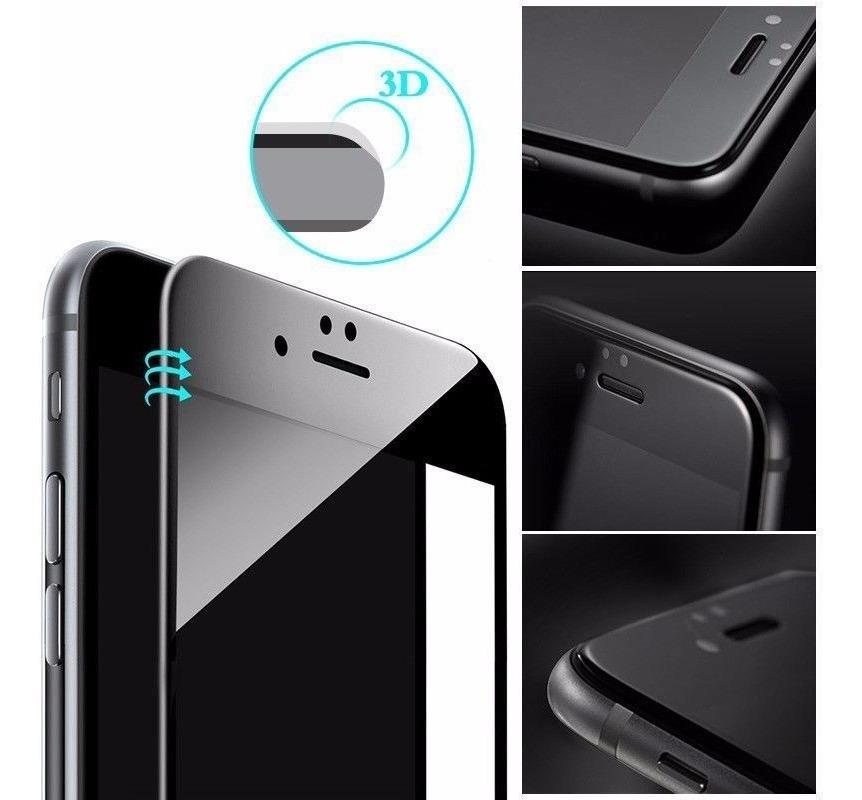 94d9ccea13d Glass Vidrio Templado Curvo 5d iPhone 6s 7 8 Plus Xr Xs Max! - $ 380 ...