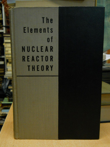 glasstone - the elements of nuclear reaction theory