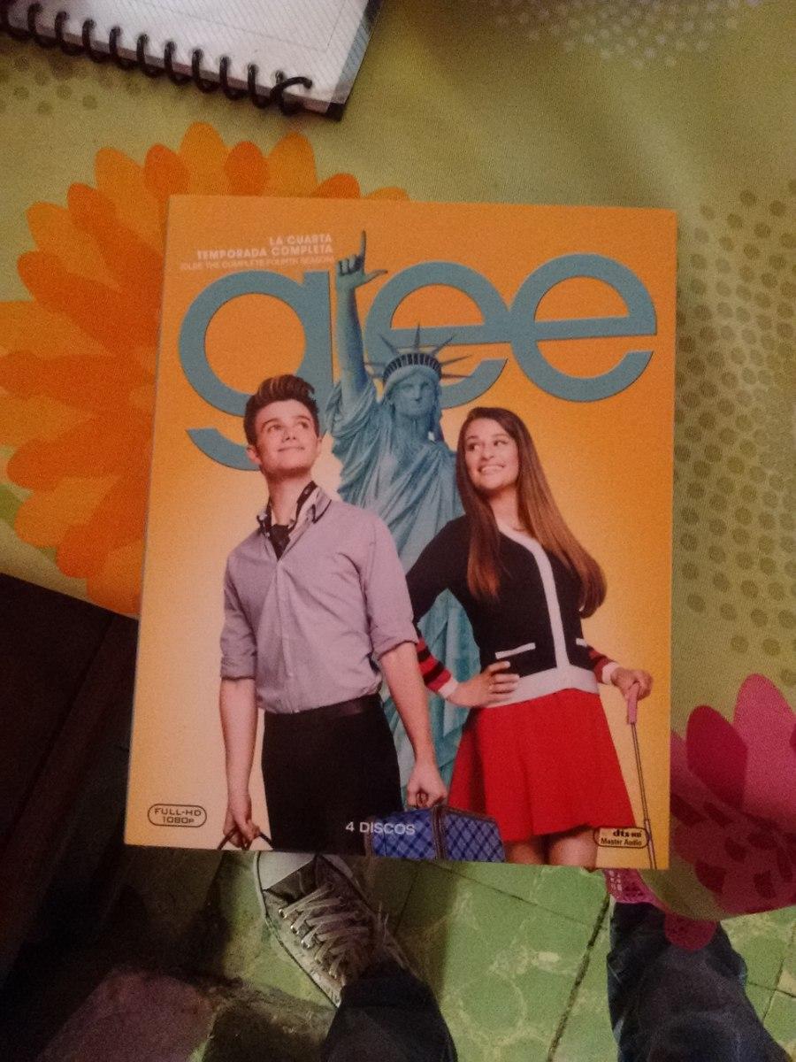 Glee: Cuarta Temporada [ Blu Ray ] Lea Michele Katy Britney ...