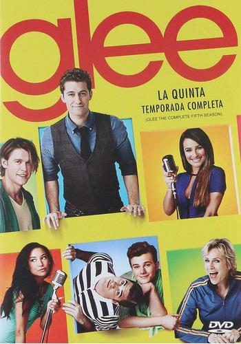 glee quinta temporada 5 cinco dvd