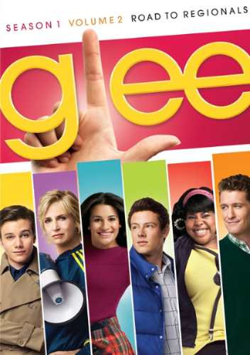 glee temporada 1 volumen 2 dvd original nueva y sellada