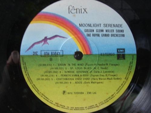 glenn miller moonlight serenade orquestra instrumental vinil