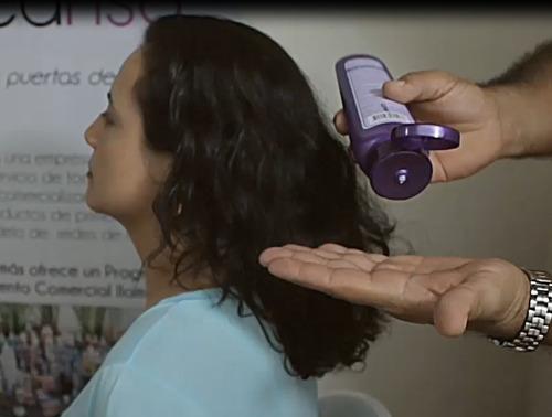 glicol liso intenso al instante gratis reparador de cabellos