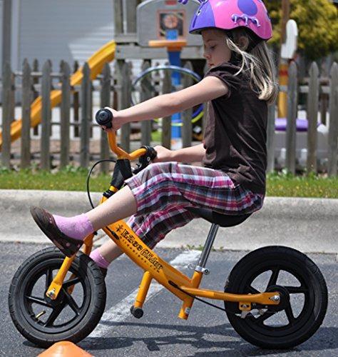 glide bikes ezee glider, naranja