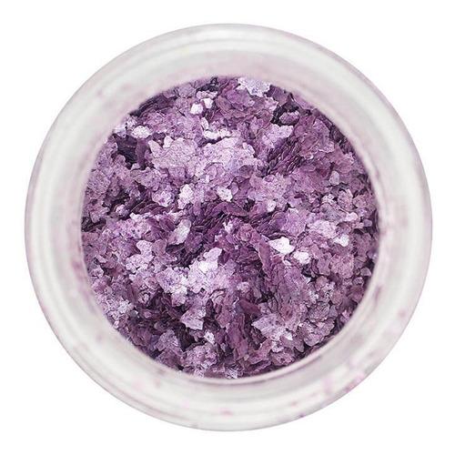 glitter biodegradável ecológico 1g -  pura bioglitter lilás