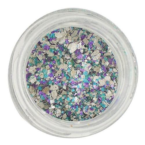 glitter biodegradável ecológico 1g -  pura bioglitter sereia