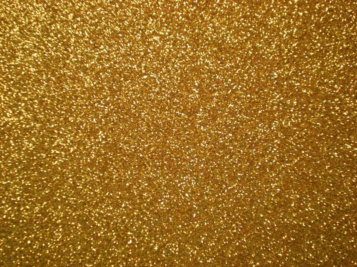 Glitter Em Pó Dourado Brilho 500 Gramas - Pronta Entrega ...