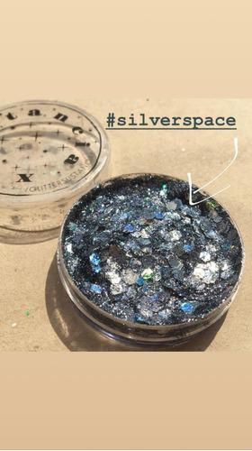 glitter en gel 10 g colección #space