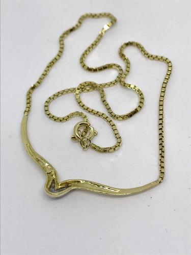 glitter joias colar gargantilha veneziana ouro e diamantes
