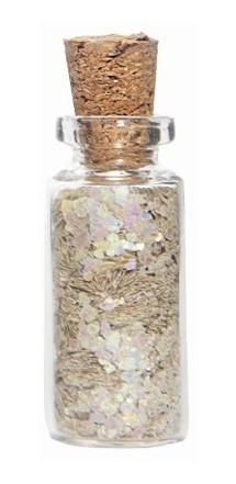 glitter natural e biodegradável 1g - holografico