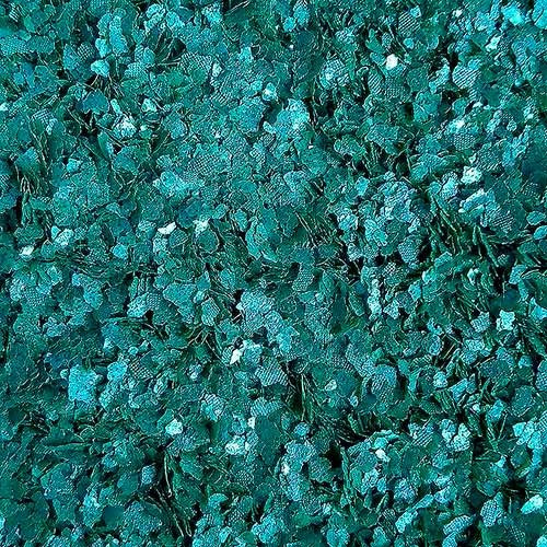 glitter natural e biodegradável 1g -  pura bioglitter turquesa