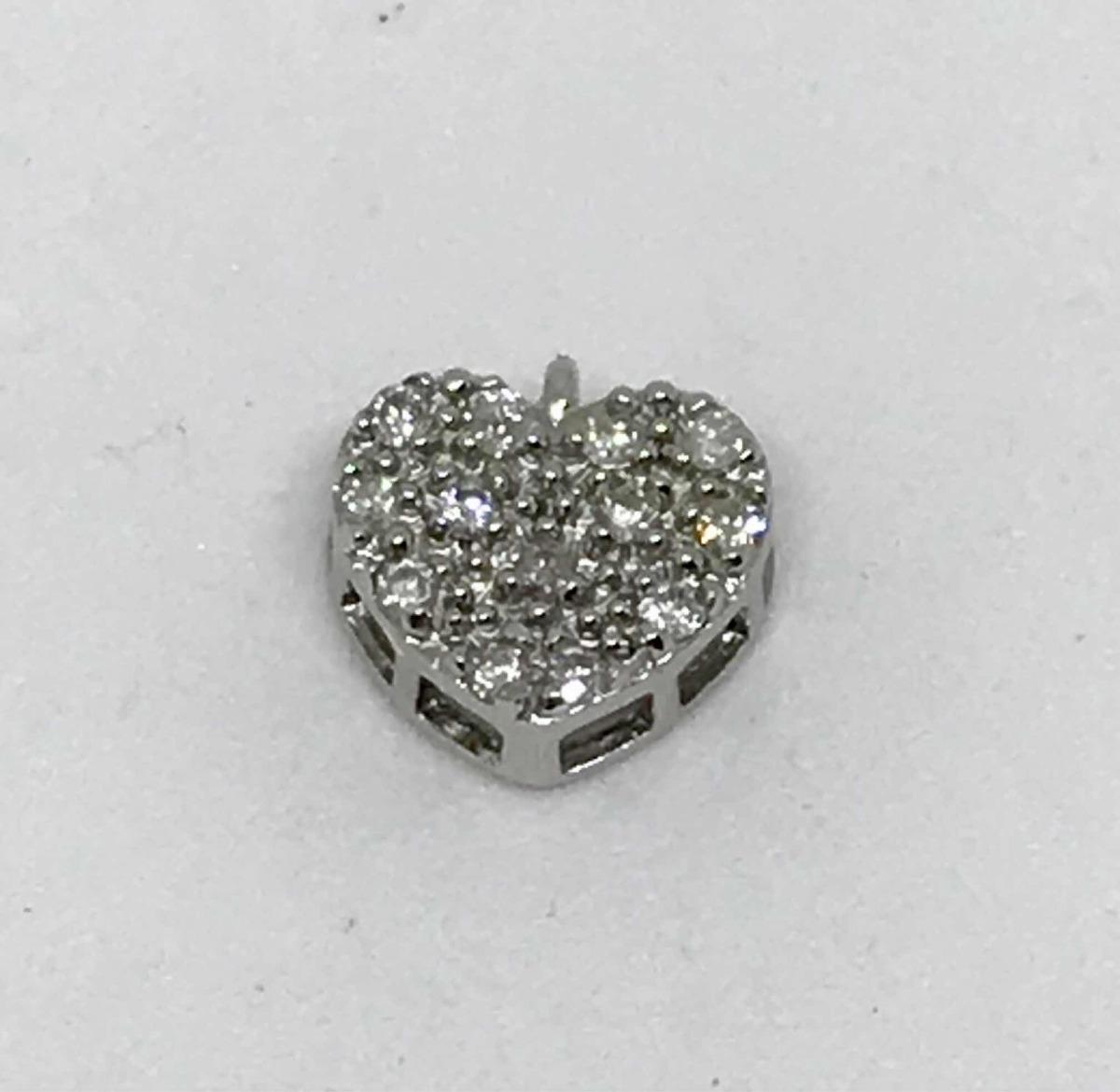 6b683fddb62b8 glitter pingente separador vivara coração mama ouro diamante. Carregando  zoom.